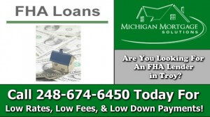 FHA Lenders With Low FHA Loan Rates