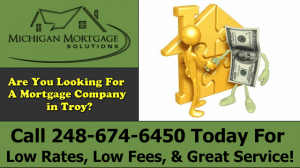 Fixed Rate mortgage Company Troy MI